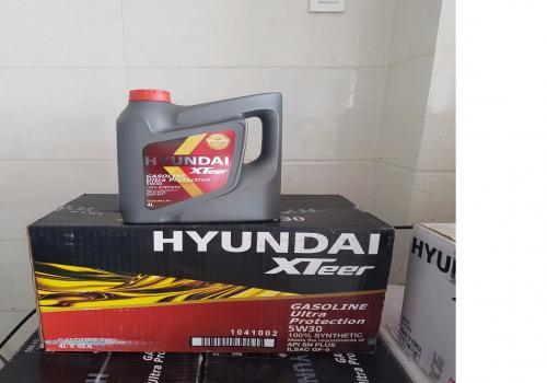Nhớt Hyundai 4 lít