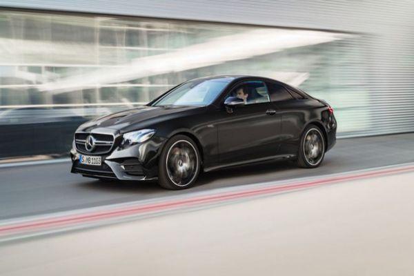 Mercedes-benz chính thức đăng ký bản quyền cho C53 AMG hoàn toàn mới